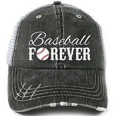 Katydid Baseball Forever Women s Katydid Trucker Hat Monogram Hats b40df16b0398