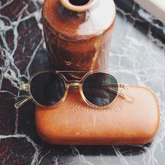 The Vivien Spumante #komono #sunglasses