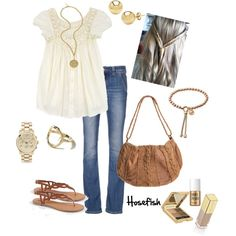 """""""Summer Braids"""" by hosefish on Polyvore"""