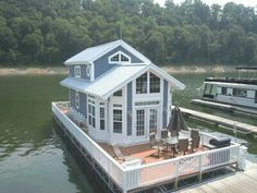 cute house and it floats