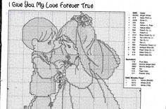 another precious moments cross-stitch, there are so many to choose from.