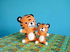Tigers (two sizes)