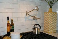 Superbe Fairmont Wall Pot Filler #potfiller #kitchenfaucets #danze · Traditional Kitchen  FaucetsTraditional ...