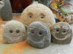 #Rocks  Nothing like the friendship of smiling rocks