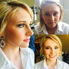 Makeup by pro MUA Bel Richardson