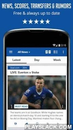 Sportfusion - Everton Edition  Android App - playslack.com ,  ***** Unofficial app ******All the news, transfers rumors, trades & videos about Everton FC in a single app.We cover all main football sources, and Youtube channels and bring you a clean & effective summary to follow the club you love !Features include:* An Everton-dedicated news feed! No repeated stories and no configuration is required.* Full coverage - for each story, see all sources that cover it with a single tap…