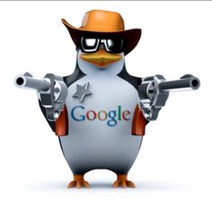 Google Penguin #Funny #SEO