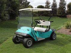 8 best . . . someday a Turquoise Golf Cart images on Pinterest ... Philippines Freedom Ez Go Txt Electric Golf Cart on
