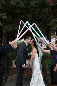 Casamento Geek: Star Wars