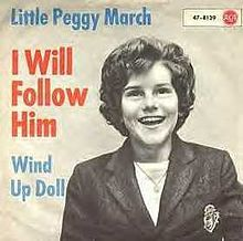 Little Peggy March Little Peggy March, Alphaville Forever Young, 60s Music, Music Clips, Types Of Music, Film Serie, Greatest Songs, Motown, Female Singers