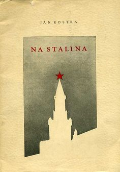 08 Czechoslovakian book cover, 1951