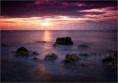 Martina Cross - Sonnenuntergang Schottland