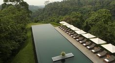 Alila Ubud, Bali | Now Gaze At The 10 Most Amazing Hotel Pools In The World