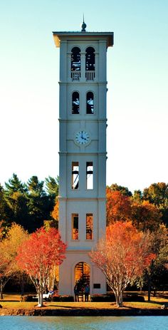 My alma mater, Furman University, in Greenville, SC. One of the top liberal arts universities in the USA!