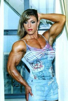 13 female muscle ideas  muscle women body building women