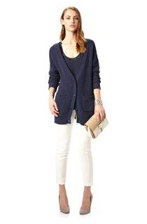 French Connection cotton cardigan