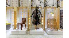 La styliste Salima Abdel Wahab