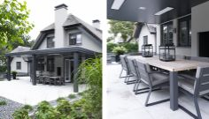 *lovely outdoor seating