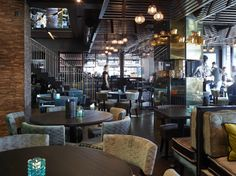 Restaurant Asia, designed by Metropolis arkitektur & design. Conference Room, Asia, Restaurant, Interior, Table, Projects, Furniture, Design, Home Decor