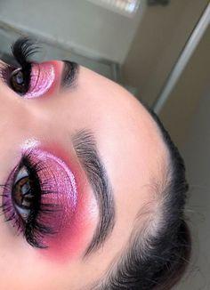 creative makeup – Hair and beauty tips, tricks and tutorials Eye Makeup Tips, Makeup Goals, Makeup Inspo, Makeup Art, Makeup Inspiration, Beauty Makeup, Hair Makeup, Makeup Ideas, Eyeshadow Ideas