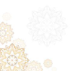 Luxury mandala background with golden arabesque pattern arabic islamic east style Vector Eid Wallpaper, Mandala Wallpaper, Islamic Wallpaper Hd, Poster Background Design, Background Patterns, Yoga Background, White Background Wallpaper, Backdrop Background, Islamic Posters