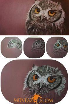 Rajz tutorials - Rajzok lépésről-lépésre - Kattints a linkre és olvasd el a teljes cikket! Owl, Bird, Animals, Animales, Animaux, Owls, Birds, Animal, Animais