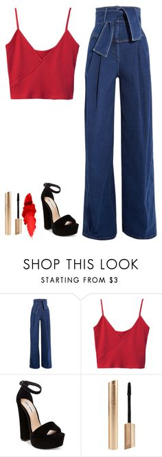 """You cast a spell on me"" by arianabut1993 on Polyvore featuring moda, Sara Battaglia y Steve Madden"