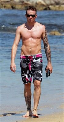 Danny Jones in WAXX board shorts. Hot Guys, Hot Men, Music People, Music Bands, Defenders, Shorts, Constellation, Stylish, My Love