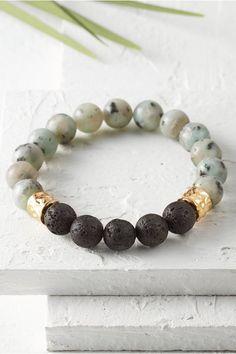 Details about  /Natural Black Spinel Faceted Gemstone Beaded Bracelet 925 Silver Clasp Valentine