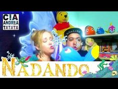 Nadando - Dory, Sea World, Zé Carioca, balas, Alice...  Minuto Infantil ...