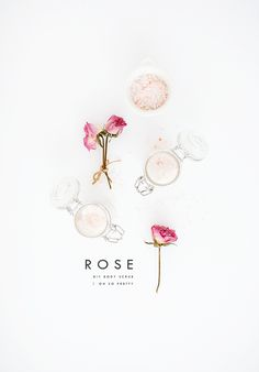 Be prepared to feel super smooth and smell amazingly good! This weekend I decided it was time for my skin to get its much needed exfoliation so I made this amazing all natural Rose body scrub.
