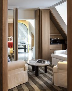 Gallery Photo   Luxury hotel   Hotel Vernet Paris. My pick, the Presidential Suite of course : )