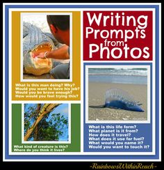 Writing Prompts from Photos