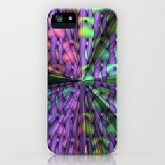 Lattice Work iPhone Case by Lynn Bolt - $35.00