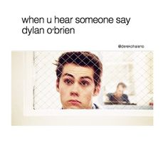Dylan o'brien Teen wolf stiles