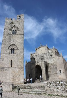 Sicily's Hilltop Town of Erice