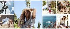 Un estilo jóven a la última tendencia en 'BSK White Collection' verano 2015  En #Modalia | http://www.modalia.es/marcas/bershka/7192-estilo-joven-tendencia-bsk-white-collection.html