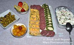 Ruladă de spanac cu cremă de brânză și ton Starters, Cobb Salad, Gem, Special Occasion, Appetizers, Cheese, Meals, Food, Meal