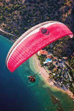 italian-luxury: Sailing the Sky by Mahmut Yilmaz
