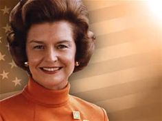 Betty Ford - Bing images