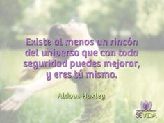 citas Aldous Huxley, Frases, Life