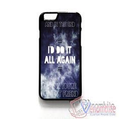 Fall Out Boy Lyrics The Phoenix Case iPhone, iPad, Samsung Galaxy & HTC One Cases