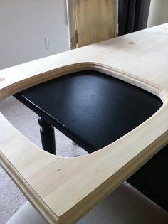 Just beachy: How I built a DIY wood counter top