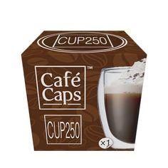 มูลค่า<SP>CafeCaps Cups250 ถ้วยกาแฟดับเบิ้ลวอลล์ (เซ็ท 4 ใบ)++CafeCaps Cups250 ถ้วยกาแฟดับเบิ้ลวอลล์ (เซ็ท 4 ใบ) (3 รีวิว) ถือสบายโดยมือไม่สัมผัสอุณหภูมิเครื่องดื่ม ดีไซน์ทันสมัย แก้วดับเบิ้ลวอลล์ บอโรซิลิเกต 749 บาท -25% 1,000 บาท ช้อปเลย  ถือสบายโดยมือไม่สัมผั ...++