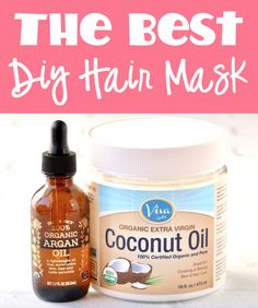 Hair Mask for Damaged or Dry Hair! DIY Conditioner Treatments are the perect way to add moisture and life back to dull hair. And this luxurious all-natural deep conditioning mask will have your hair feeling silky, smooth! Go grab the step-by-step instructions and give it a try this week! Natural Dry Shampoo, Natural Skin, Diy Conditioner, Diy Beauty Treatments, Diy Hair Mask, Hair And Makeup Tips, Healthy Recipes On A Budget, Dull Hair, Deep Conditioning