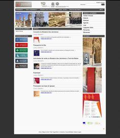 Mosteiro dos Jerónimos  Site oficial do monumento, património mundial.