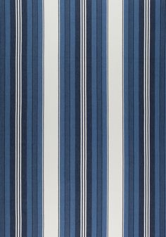 SHERIDAN STRIPE, Navy, W80072, Collection Woven 9: Plaids & Stripes from Thibaut