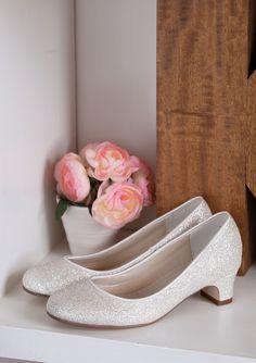 Sabrina, Bridal Shoes - Bruidsschoenen - Brautschuhe