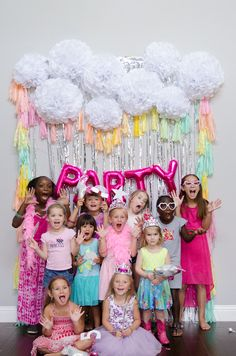 Snap to it and set up a photo booth for your next big birthday bash. From easy to all-out awesome, we've got the best ideas for making memories.