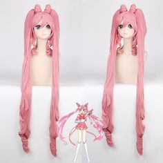 GET $50 NOW | Join RoseGal: Get YOUR $50 NOW!http://www.rosegal.com/cosplay-wigs/chibiusa-sailor-moon-cosplay-long-764203.html?seid=7960954rg764203